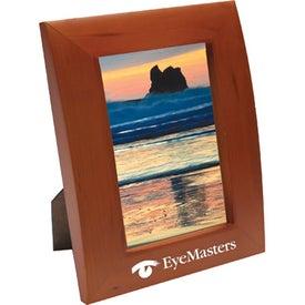 Logo Maple Wood Photo Frames