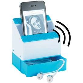 Matrix Amplifier and Media Holder with Your Slogan