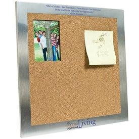Memo Board Easel Frame
