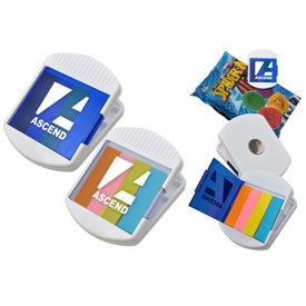 Memo Clip Imprinted with Your Logo
