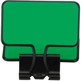 Memo Clip I with Your Logo