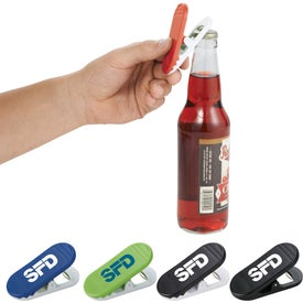 Memo Clip with Bottle Opener