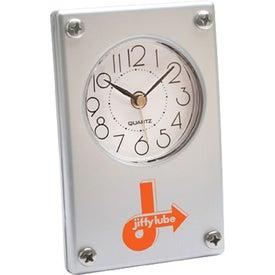 Promotional Metro Super Slim Clock