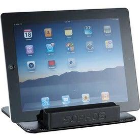 Logo Metropolitan Tablet/E-Reader Stand