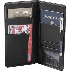 Printed Metropolitan Travel Wallet