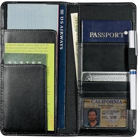 Metropolitan Travel Wallet for Customization