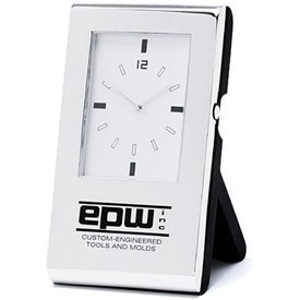 Promotional Michelle Desk Clock