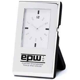 Promotional Michelle Desk Clock