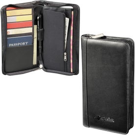 Millennium Leather Travel Wallet
