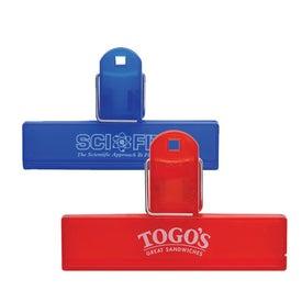 Translucent Mini Bag Clip