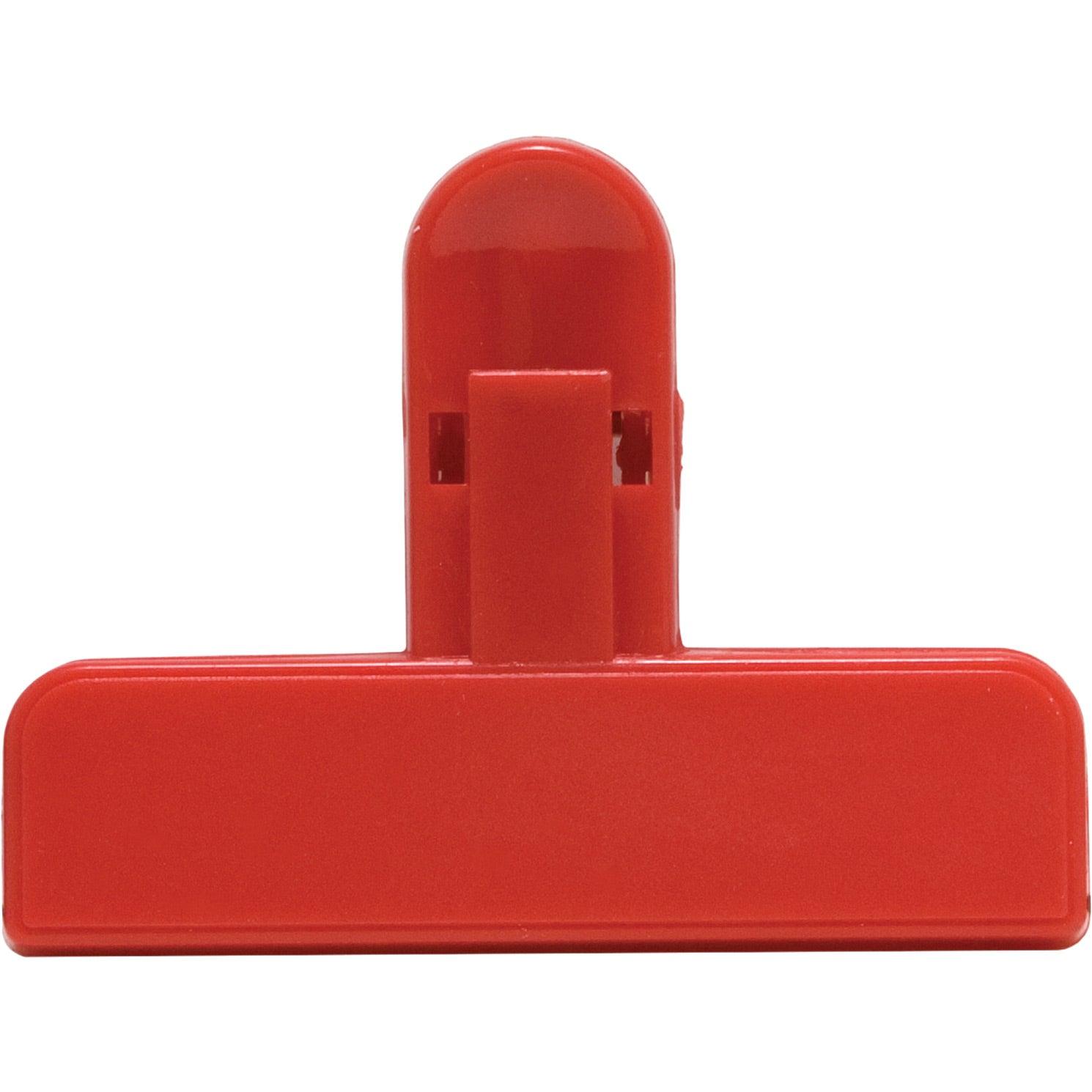 customizable mini bag clip custom desktop items 0 48 ea