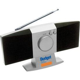 Mini Desktop FM Scanner Radio for Marketing