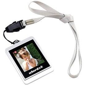 Mini Digital Frame with Strap