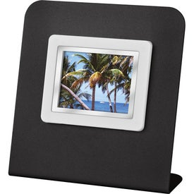 Branded Mini Digital Frame with Stand