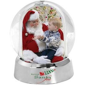 Company Mini Photo Globe