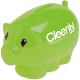 Logo Mini Piggy Bank