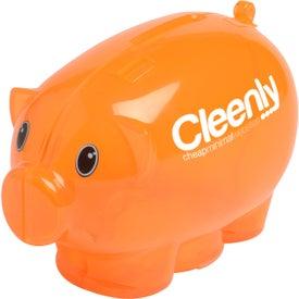 Company Mini Piggy Bank