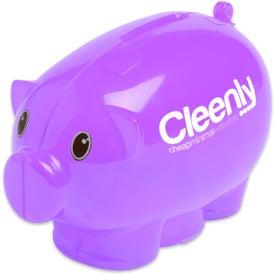 Mini Piggy Bank for Your Organization
