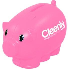 Custom Mini Piggy Bank