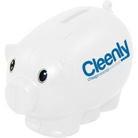 Mini Piggy Bank for Marketing