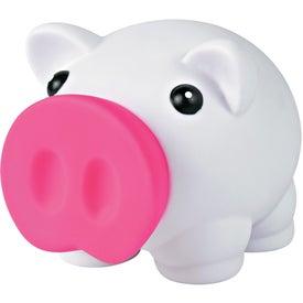 Mini Prosperous Piggy Bank for Customization