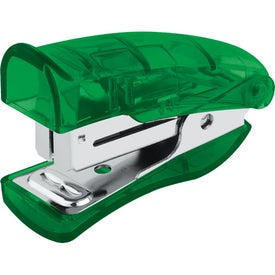 Monogrammed Mini Stand-Up Stapler