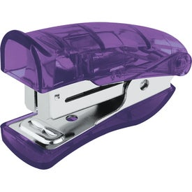 Advertising Mini Stand-Up Stapler