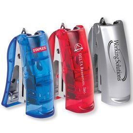 Mini Staplers Imprinted with Your Logo