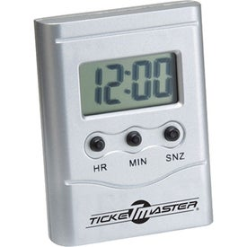 Mini Digital Alarm Clock