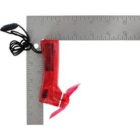 Logo Mini Fan