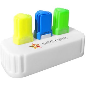 Promotional Desk Caddy for Mini Max Highlighters