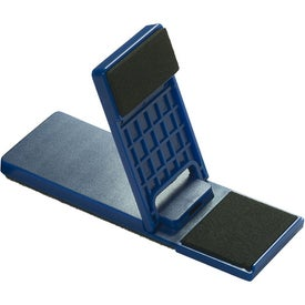 Mobile Device Stand with Cleaner Imprinted with Your Logo