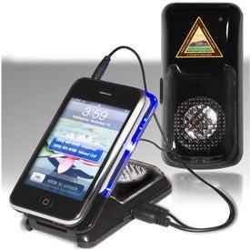 Printed Mobile Phone Speaker Stand