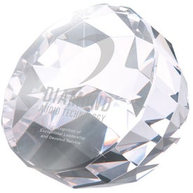 Modica Flat Cut Diamond Award