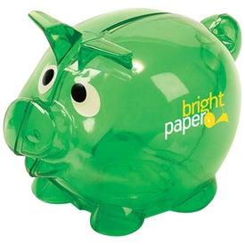Custom Moe The Piggy Bank