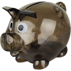 Moe The Piggy Bank for Marketing