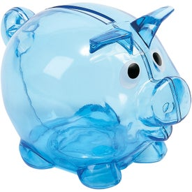 Promotional Moe The Piggy Bank