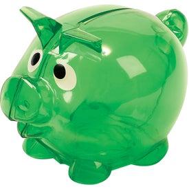 Customized Moe The Piggy Bank