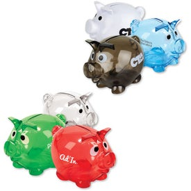 Moe The Piggy Bank for your School