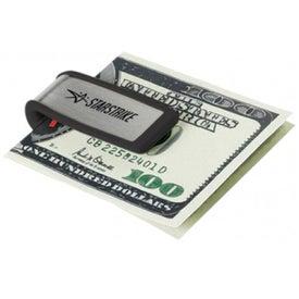 Monogrammed Moneys Clip