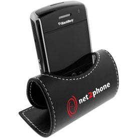 The Montara Cell Phone Stand Imprinted with Your Logo