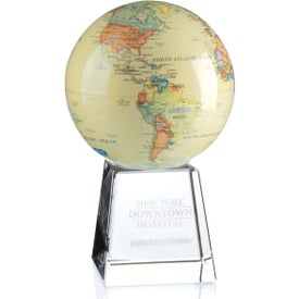 Imprinted Mova Globe Award