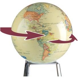 Monogrammed Mova Globe Award