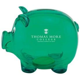 Advertising Mr. Piggy Bank