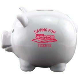 Mr. Piggy Bank for Customization