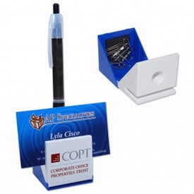 Multi Cube Stand Printed with Your Logo