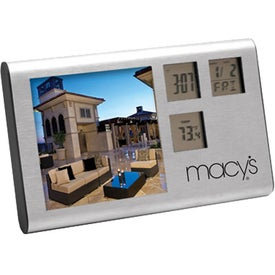 Multi Function Photo Frame Branded with Your Logo