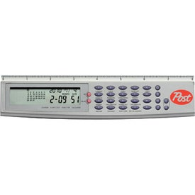 Multi-Function Ruler Calculator (8 inch)