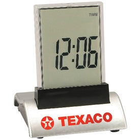 Multi Functional Touch Screen Desk Clock