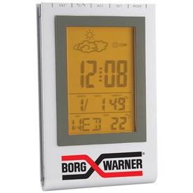 Multi Function Alarm Clock And Calendar for Customization